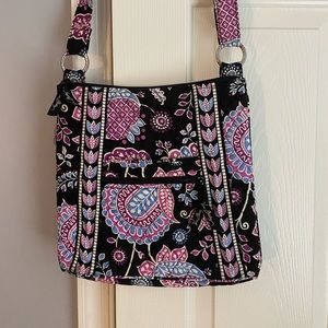 Authentic Vera Bradley Cross Body Purse